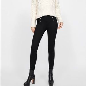 Zara Basic high waist leggings